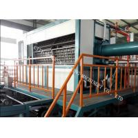 Buy Fully Automatic Egg Tray Machine With Aluminum molds Large Capacity 6000PCS / H at wholesale prices