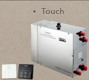 Quality Over-heat protection Sauna Steam Generator 18000w 380v / 400v For Turkish Bath for sale
