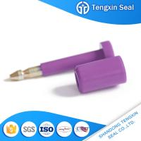 TX-BS204 Worldwide express china shipping red/yellow/blue container bolt seals for sale
