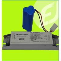 Quality Emergency Battery Kit with Li-ion Battery for T5,T8 Tube for sale