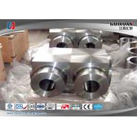 China Custom Stainless Steel Forging Chemical Engineering Welding Tee Joint Pipe on sale