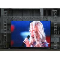 China Static State P20mm 280 60HZ Trillion Tidy Outdoor Full Color Led Display Boards DI-S20o-1 on sale