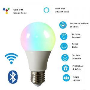 Quality 7w smart mesh bluetooth led  bulb for sale