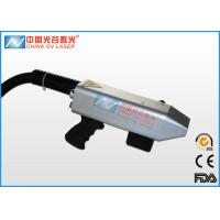 Quality Handheld Laser Rust Removal Machine For Rubber Molds Cleaning for sale