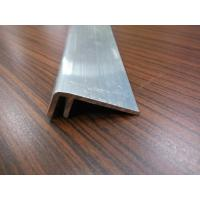 Buy 6063T5 Mill Finish Aluminium Angle Extrusions with Different Sizes Stock Mould at wholesale prices