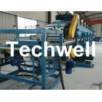 Quality Double Belt Continuous PU Sandwich Panel Production Line / Sandwich Panel Machine for sale