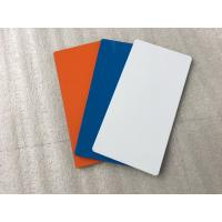 Buy Various Colors ACP Sheet Sign Boards Pollutant Resistance Easy To Maintain at wholesale prices