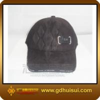 Quality cotton black fuel cap for sale