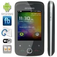 Quality 2.8 Inch Touchscreen Android 2.2 Quad Band Android Phone with WIFI + GPS + Analog TV [A3] for sale