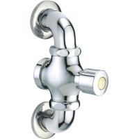 """Quality Double In Wall Toilet Flush Valve Matching With G1"""" Or G3/4"""" Inlet For Squat Pan for sale"""