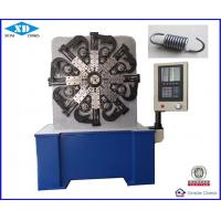 Quality Computer - controlled CNC Spring Manufacturing Machine , Feed Speed 150m / min for sale