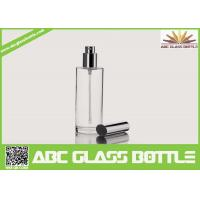 Buy Factory Wholesale 100ml Empty Perfume Glass Bottle With Aluminum Cap,Free at wholesale prices