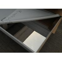 China 201, 202, 304, 316 Cold Rolled Steel Plate / Stainless Steel Cold Rolled Sheet on sale