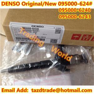 Quality DENSO Original Injector 095000-624# /16600-VM00D / 095000-6240/095000-6243 NISSAN for sale