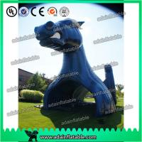 Quality Inflatable Horse Mascot Cartoon Event Entrance Tunnel for sale