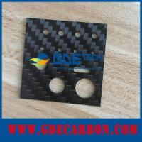 China Custom Carbon Fiber CNC Machined Parts According To The Drawing on sale