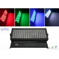 Quality Waterproof Aluminum Alloy Rgbw LED Wall Washer Exterior 3w Ip65 108 Pcs for sale