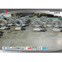 Quality Heat Treatment Alloy Steel Forgings 1000mm Solar Energy Slewing Ring Bearing for sale