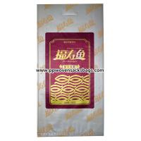 Quality Transparent PP Woven BOPP Laminated Bags with Handle for Rice for sale