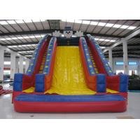 Quality Quadruple Stitching Commercial Inflatable Water Slides Clown Design General inflatable high slide on sale for sale