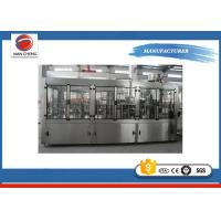 Quality Carbonated Drink Bottling Line Equipment , 200ml - 2000ml Soft Drink Bottling Machine for sale