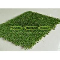 Quality Cool Artificial Grass Landscaping / Outdoor Artificial Turf Easy Clean Low Maintenance for sale