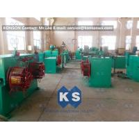 Buy cheap Powder PVC Coating Machine for Making PVC Coated Wire Gabion Baskets / Boxes from wholesalers