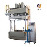 Quality 100T - 2000T Four Column Hydraulic Press Machine For Sheet Metal And SMC Product for sale