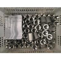 "Quality Forged Steel Couplings Round 4"" NB Class 1000 A105 S / A105 / ASTM B564 forged nickel alloy coupling for sale"