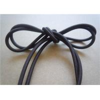 Buy Washable Black Waxed Cotton Cord 1Mm No Slip Custom For Decoration at wholesale prices