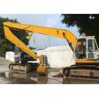 Quality KATO HD900 Excavator Long Reach Boom Arm For 0.6cbm Clamshell Bucket for sale