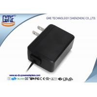 Quality CEC VI US PIN 5V 1A AC DC Power Adapter , Audio Devices wall mount adaptor for sale