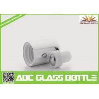 Quality CE / ISO standard small round aluminium roll on bottle cap for sale