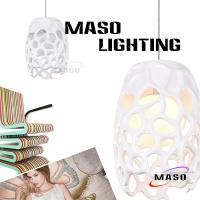 China Contracted Indoor Bar resin pendant lights Gold Bronze Painting Color Indoor Lamp MS-P1009 on sale