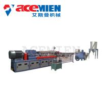 Quality Parallel Twin Screws Plastic Granules Making Machine , Plastic Recycling Machine for sale