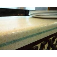 Quality Corian Solid Surface Restaurant Worktop (T-O) for sale