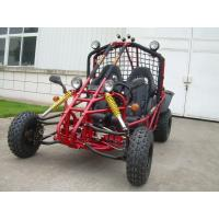 Buy Gas Powered CVT 4 Wheeler Kandi Go Kart , Adults Racing Dune Buggy at wholesale prices
