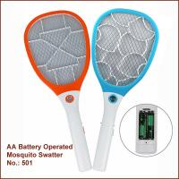China Electrical Rechargeable Mosuito Bat Bug Repellent Bug Zapper Mosquito Swatter on sale