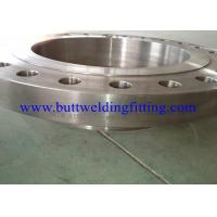 Buy Steet Flanges, Duplex Material, A182 F51 A182 F60 F53 (UNS S32750) B16.5 at wholesale prices