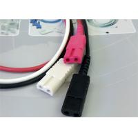 Buy 1M Length Patient Monitor Accessories , Monitor Connector Cable Solid Conductor at wholesale prices