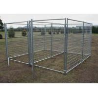 Quality Security Site Steel Temporary Fencing High Perceptivity And No Destruction for sale