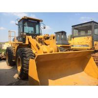 Quality Iron Steel Armoured Construction Machines Used Loader Machine CAT Brand With Powerful Engine for sale