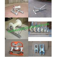 Quality Asia Corner roller,Dubai Saudi Arabia often buy Cable rolling,Cable rollers for sale