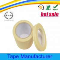 General purpose crepe paper masking tape with many colors for sale
