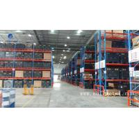 Quality Custom Powder Coating Warehouse Rack Numbering System 2500kg / Layer Capacity for sale
