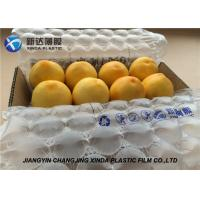 Quality Food Grade Air Cushion Film 400 X 288mm Air Cushion Bag For Fruits Eco - Friendly for sale