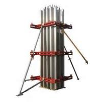 Quality Shearing Force Q235 and cold rolled steel Wall - concrete column formwork for sale