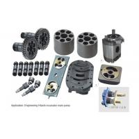 Quality Valve Plate Hydraulic Hitachi Motor Parts / Hpv091 Hydraulic Pump Motor Parts for sale