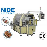 Quality Full Automatic Double Flyer Rotor Armature Winding Machine 2.0KW 1500r/Min for sale