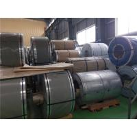 Quality 2B NO.1 Surface 304 Stainless Steel Coil SUS430 / Prime Cold Rolled Steel Coils for sale